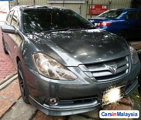 Pictures of Toyota Caldina Automatic 2010