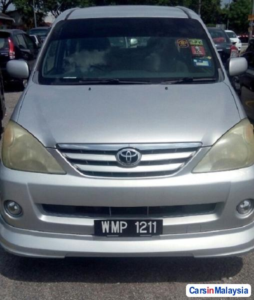 Picture of Toyota Avanza Automatic 2008