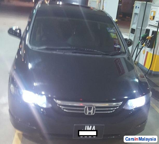 Picture of Honda Odyssey 2.4-LITER LUXURY FAMILY MPV Automatic 2010