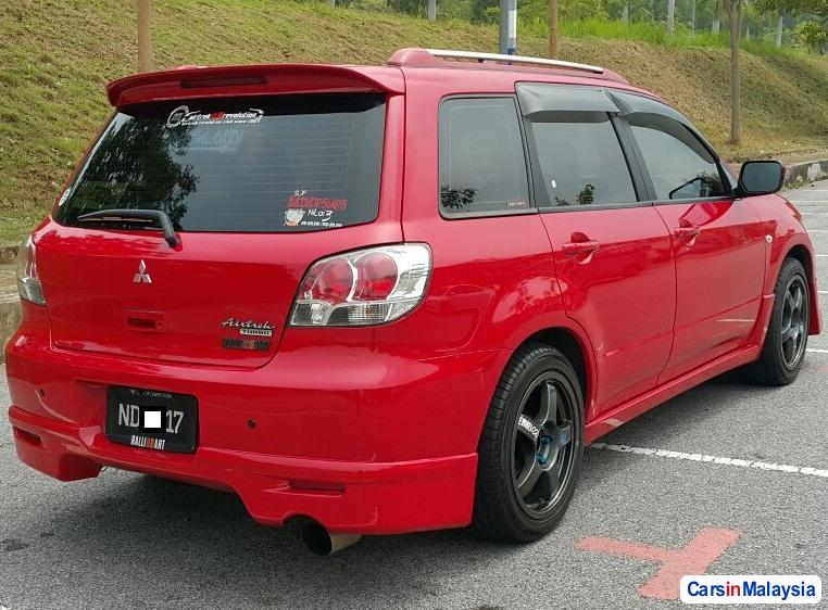 Picture of Mitsubishi Airtrek Automatic 2004