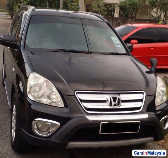 Pictures of Honda CR-V Automatic 2008