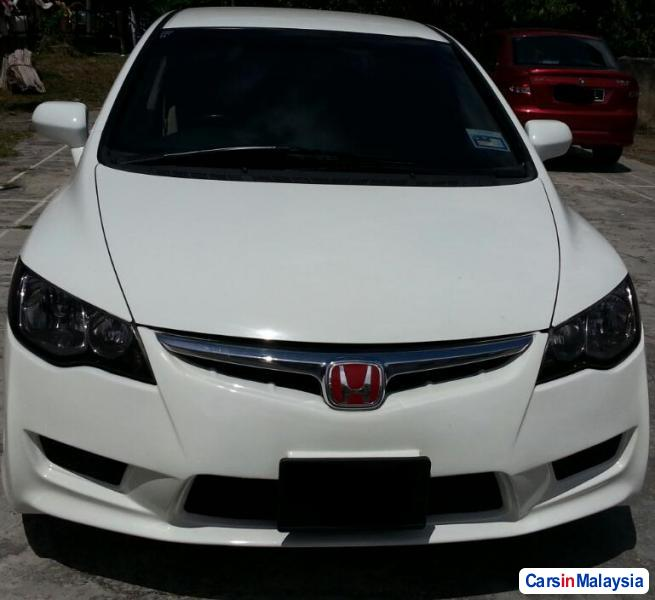 Picture of Honda Civic 1.8-LITER SEDAN Automatic 2009
