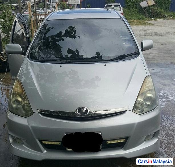 Picture of Toyota Wish Automatic 2008