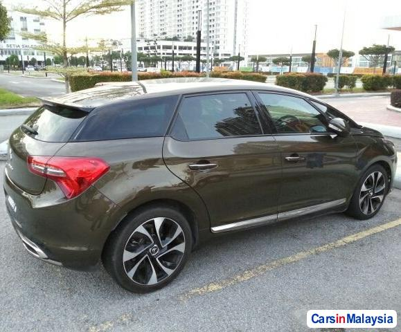 Picture of Citroen DS4 2014
