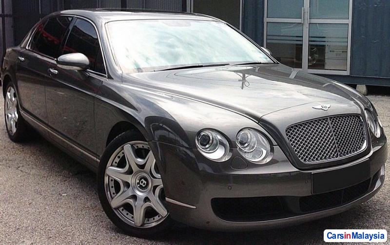 Picture of Bentley Continental 6.0-LITER LUXURY VIP CAR Automatic 2013