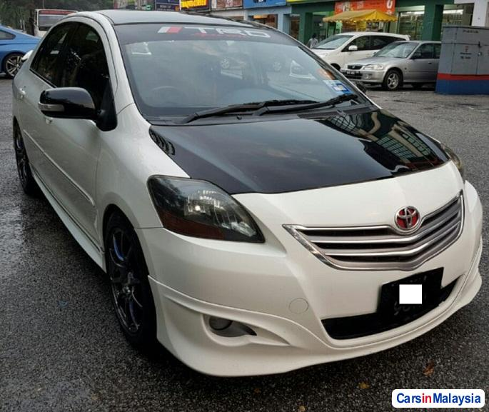 Picture of Toyota Vios 1.5-LITER ECONOMY SEDAN Automatic 2010