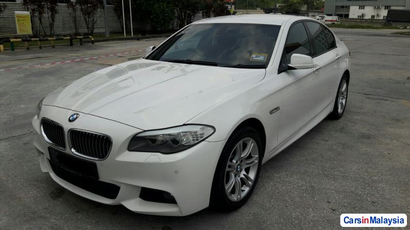 Picture of BMW 5 Series Automatic 2013