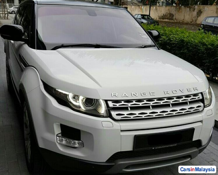 Picture of Land Rover Range Rover Automatic 2014