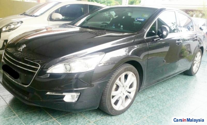 Pictures of Peugeot 508 1.6-LITER ECONOMY SEDAN Automatic 2013