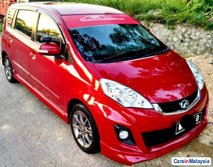 Picture of Perodua Alza Automatic 2014