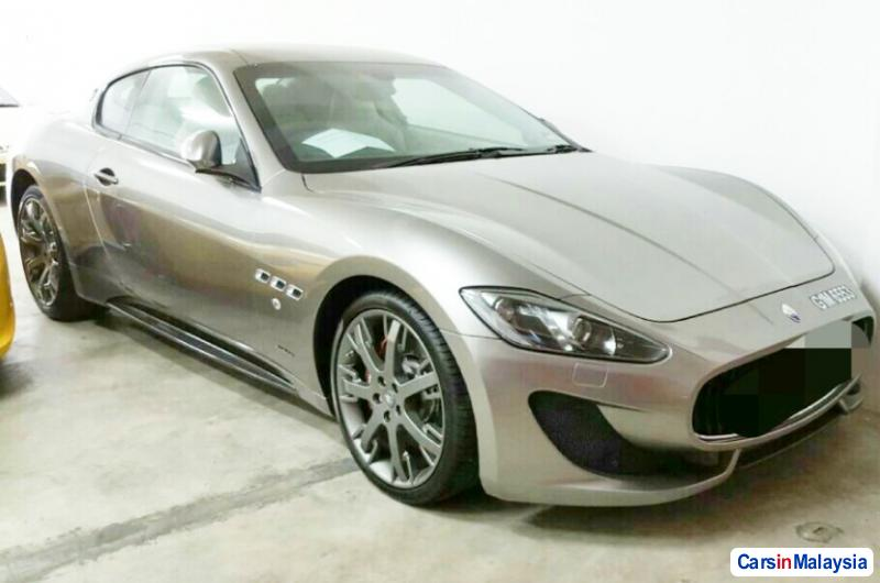 Picture of Maserati GranTurismo 4.7-LITER LUXURY SPORT CAR Automatic 2013
