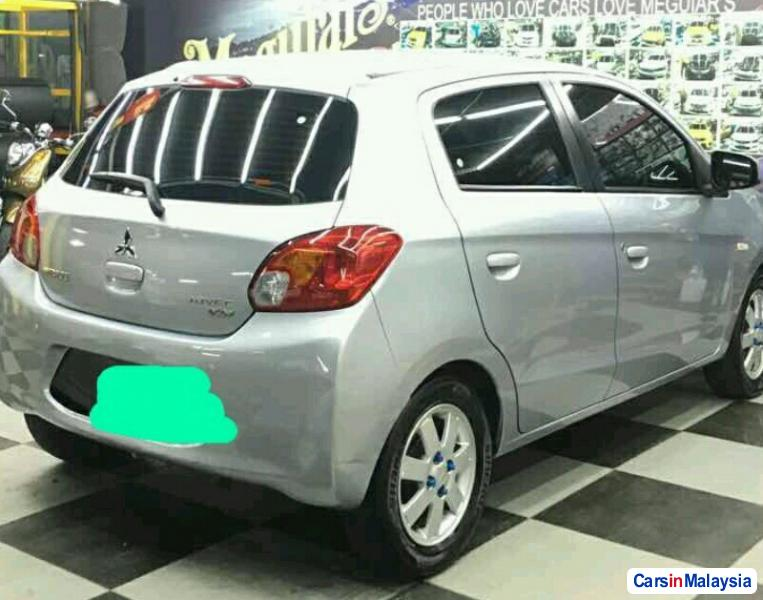 Picture of Mitsubishi Mirage Manual 2012