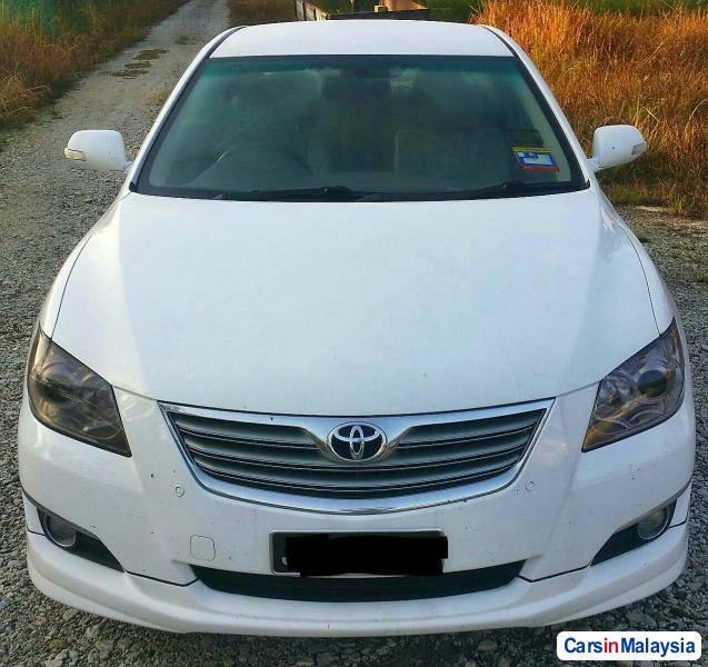 Picture of Toyota Camry 2.0-LITER LUXURY SEDAN Automatic 2008