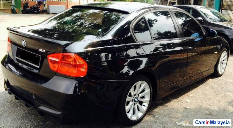 BMW 3 Series 2.0-LITER LUXURY SEDAN Automatic 2008