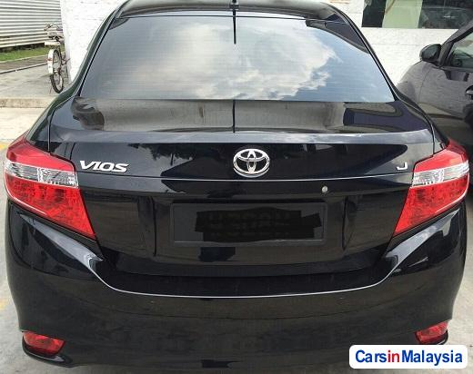 Toyota Vios 1.5-LITER ECONOMY SEDAN Automatic 2015