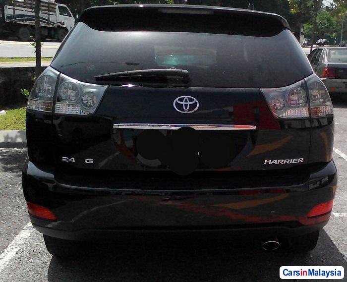 Toyota Harrier 2.4-LITER LUXURY FAMILY SUV Automatic 2012