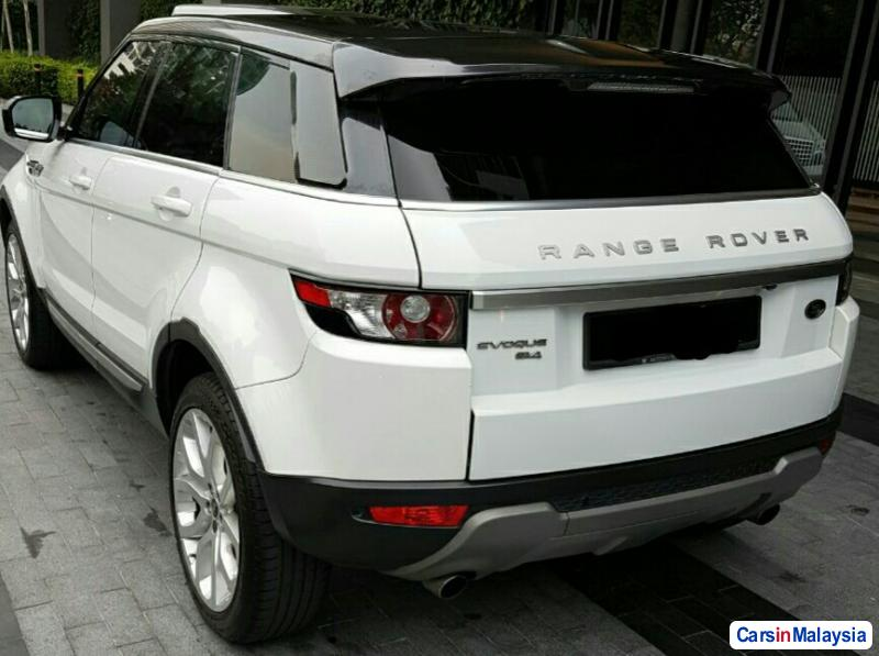 Land Rover Range Rover Automatic 2014