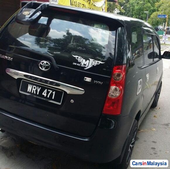 Toyota Avanza Manual 2009 in Selangor