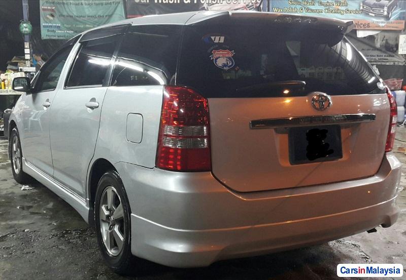 Toyota Wish Automatic 2008 in Selangor