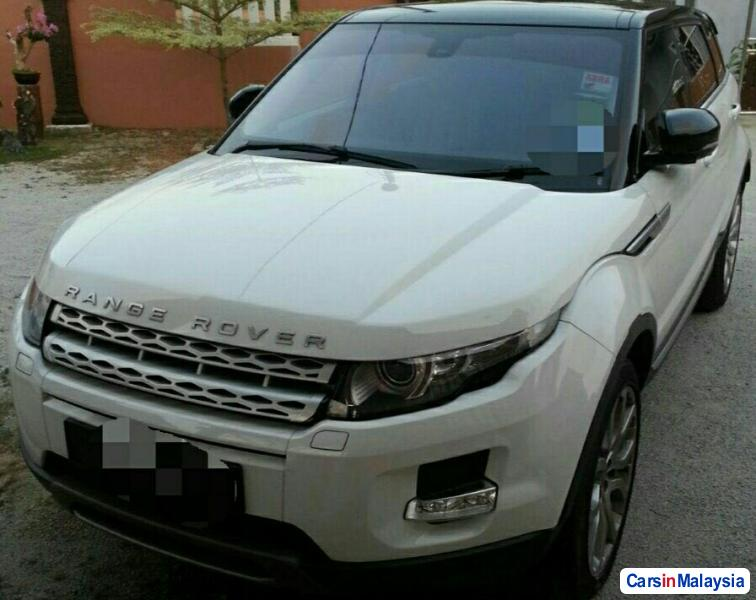 Land Rover Range Rover Automatic 2014 in Selangor
