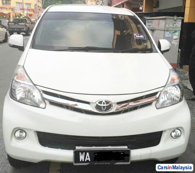 Toyota Avanza 1.5-LITER 7 SEAT FAMILY ECONOMY MPV Automatic 2014 in Selangor