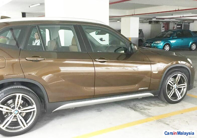 BMW X 2.0-LITER LUXURY FAMILY SUV Automatic 2011 in Selangor