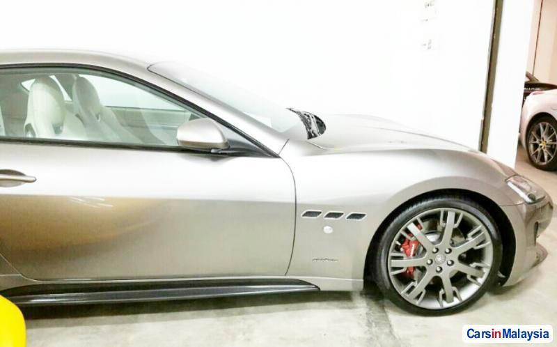 Maserati GranTurismo 4.7-LITER LUXURY SPORT CAR Automatic 2013 in Selangor