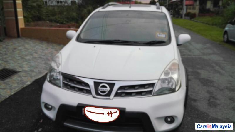 Nissan Grand Livina Automatic 2012 in Selangor