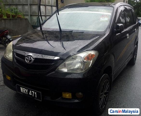 Toyota Avanza Manual 2009 in Malaysia