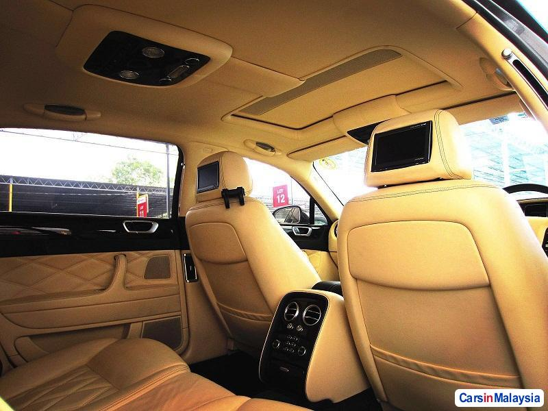 Bentley Continental 6.0-LITER LUXURY VIP CAR Automatic 2013 in Malaysia