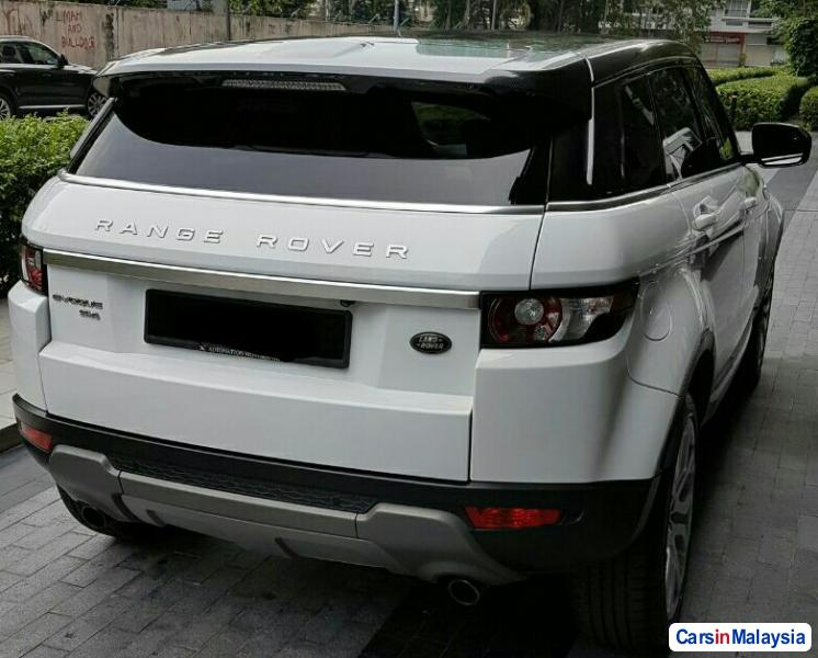 Land Rover Range Rover Automatic 2014 in Malaysia