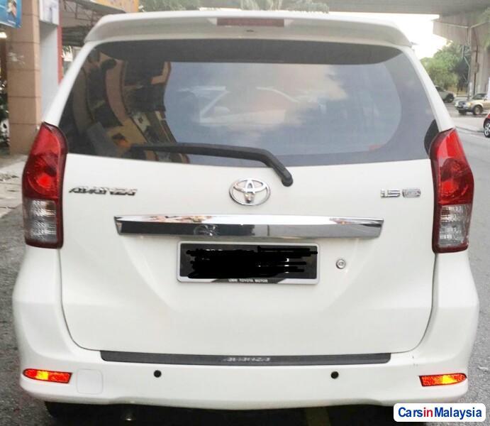Toyota Avanza 1.5-LITER 7 SEAT FAMILY ECONOMY MPV Automatic 2014 in Malaysia