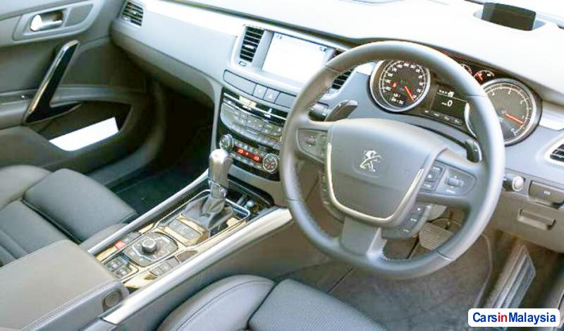 Peugeot 508 1.6-LITER ECONOMY SEDAN Automatic 2013 in Malaysia