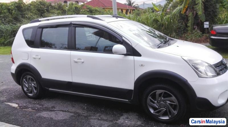 Nissan Grand Livina Automatic 2012 in Malaysia