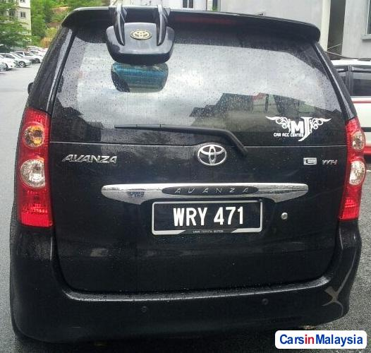 Picture of Toyota Avanza Manual 2009 in Selangor