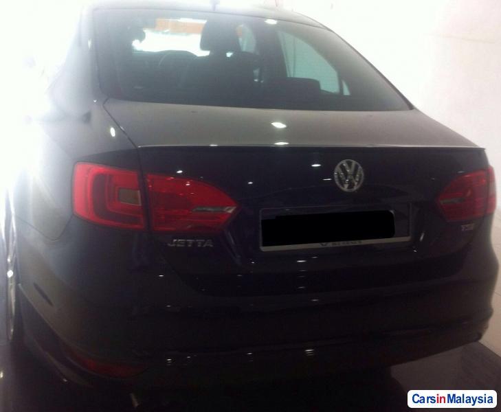 Picture of Volkswagen Jetta 1.4-LITER SEDAN TURBO Automatic 2013 in Selangor