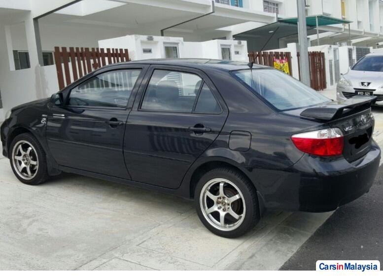 Toyota Vios Automatic 2004 - image 5