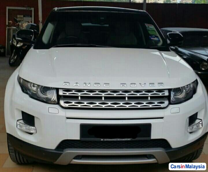 Picture of Land Rover Range Rover Automatic 2014 in Selangor