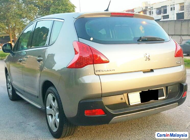 Picture of Peugeot 3008 Automatic 2010 in Selangor