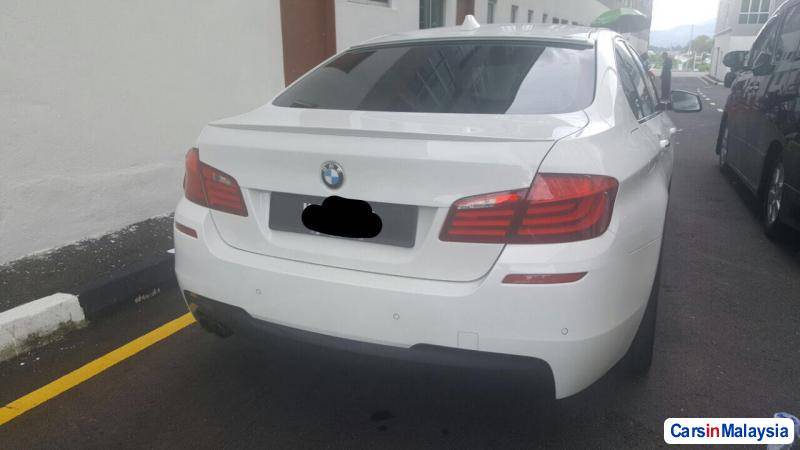 Picture of BMW 5 Series 2.0-LITER LUXURY SEDAN Automatic 2013 in Malaysia