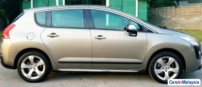 Picture of Peugeot 3008 Automatic 2010 in Malaysia
