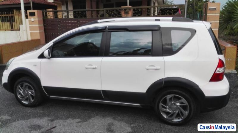 Nissan Grand Livina Automatic 2012 in Selangor - image