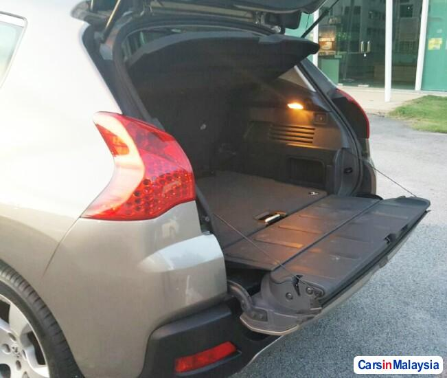 Peugeot 3008 Automatic 2010 in Malaysia - image