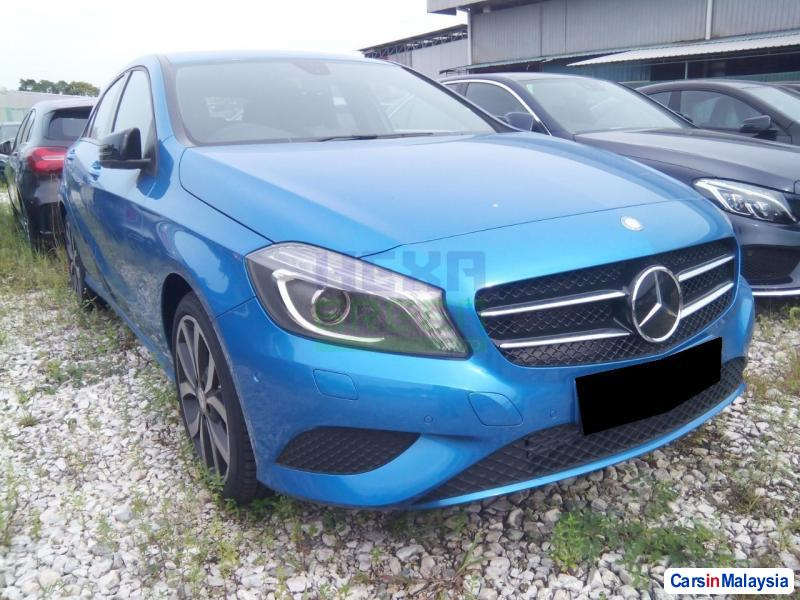 Picture of Mercedes Benz C-Class 2015
