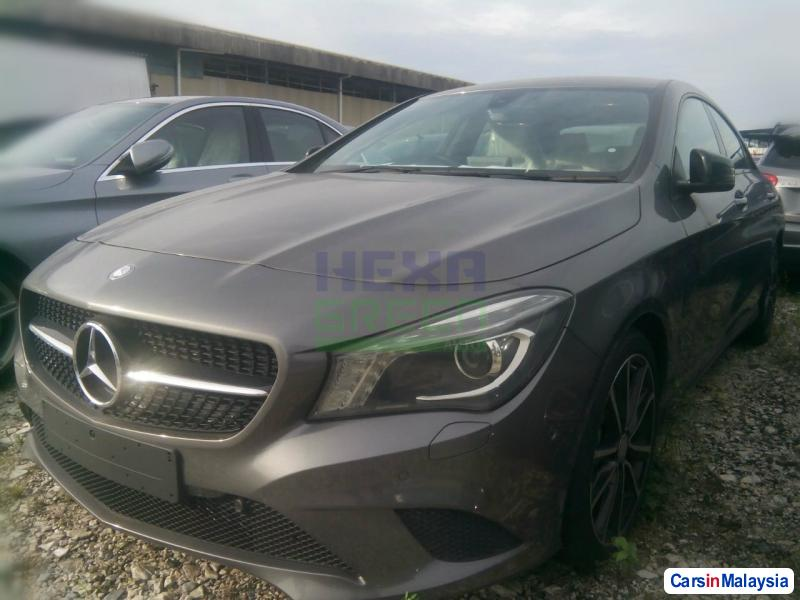Picture of Mercedes Benz CL-Class Automatic 2015