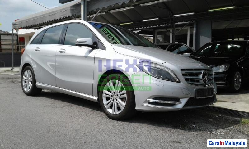 Picture of Mercedes Benz B200 Automatic 2013