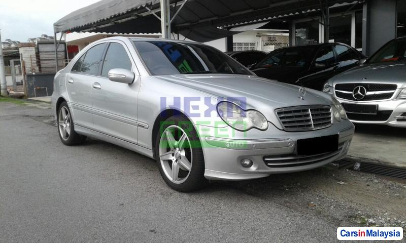 Picture of Mercedes Benz C-Class Automatic 2006