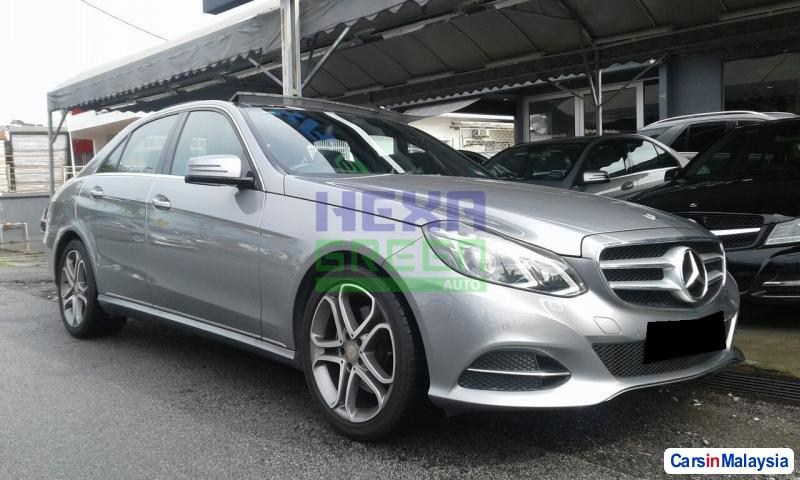 Pictures of Mercedes Benz E250 Automatic 2013