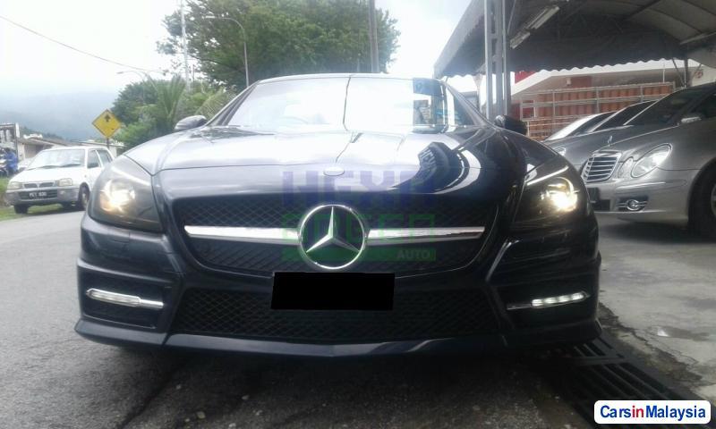Mercedes Benz SLK200K 2012