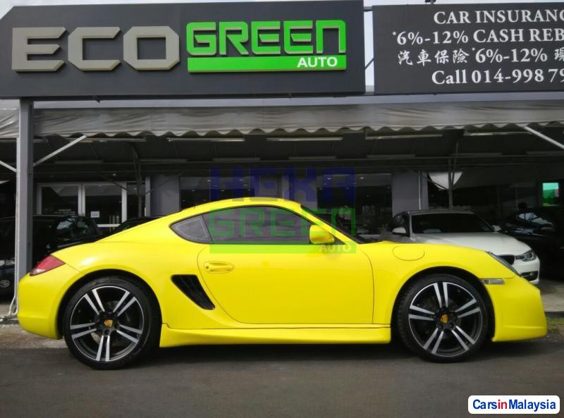 Porsche Cayman Automatic 2009 in Penang